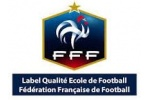 LABEL QUALITE FFF ECOLE DE FOOT GARCONS DU FUN